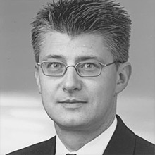 Ulrich Haas (professor and arbitrator)